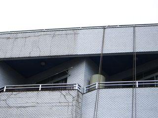 ビル・マンションなどの外壁清掃